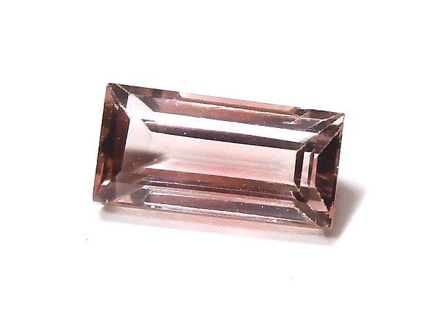 【動画】【1点もの】ナイジェリア産宝石質バイカラートルマリンAAA ファセットカット 1粒 NO.155