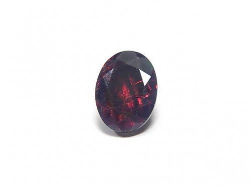 【動画】【1点もの】宝石質エチオピア産ブラックオパールAAA ファセットカット 1粒 NO.48