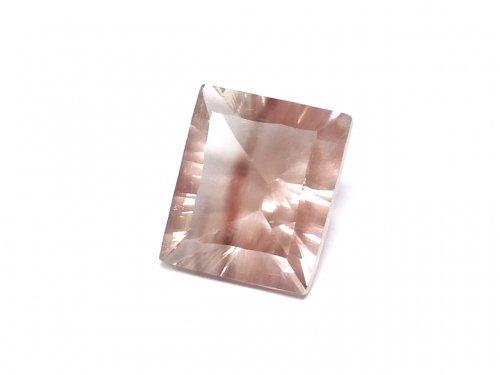 【動画】【1点もの】宝石質オレゴンサンストーンAAA++ ファセットカット 1個 NO.210