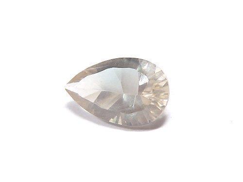 【動画】【1点もの】宝石質オレゴンサンストーンAAA+ ファセットカット 1個 NO.306