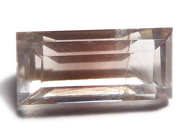 【動画】【1点もの】宝石質オレゴンサンストーンAAA+ ファセットカット 1個 NO.307