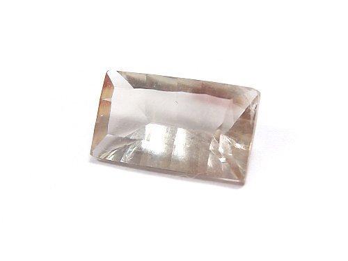【動画】【1点もの】宝石質オレゴンサンストーンAAA+ ファセットカット 1個 NO.309