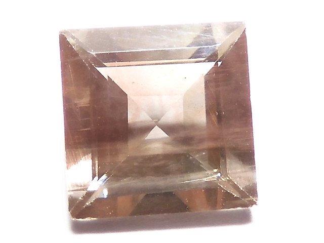 【動画】【1点もの】宝石質オレゴンサンストーンAAA+ ファセットカット 1個 NO.312