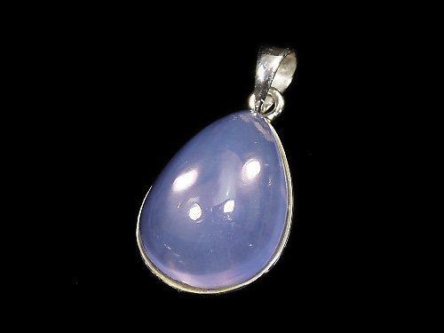 【動画】【1点もの】宝石質スコロライトAAA ペンダントトップ SILVER925製 NO.112