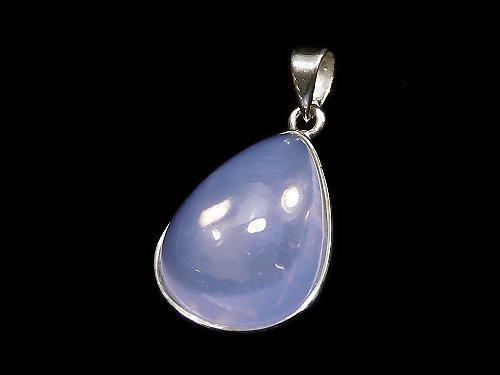 【動画】【1点もの】宝石質スコロライトAAA ペンダントトップ SILVER925製 NO.117