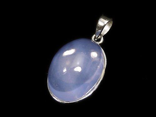 【動画】【1点もの】宝石質スコロライトAAA ペンダントトップ SILVER925製 NO.118