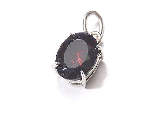 【動画】【1点もの】宝石質ブラックオパールAAA ファセットカットペンダントトップ SILVER925製 NO.102