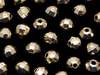 天然石卸 コッパー(銅) ラウンドカット【2mm】【3mm】【4mm】【5mm】【6mm】【8mm】 18KGP 50粒〜