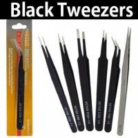 お値下げ Black Tweezers ブラック ツイザー