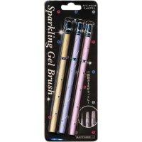 スパークリングジェルブラシ SGB-1【BEAUTY NAILER】【ジェルネイル ネイル用】