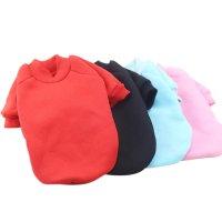 【ブラックスウェット トレーナー】ドックウェア 2XL ブラック ペット