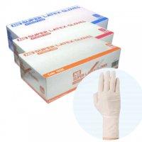 ◆グローブSサイズ/SSサイズ/Mサイズ  ラテックス製 使い捨てグローブ 100枚