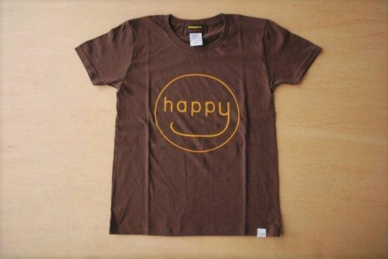 happy Tシャツ チョコ