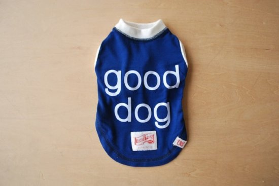 アウトラスト good dog Tシャツ ネイビー