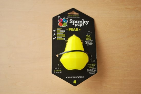 TREAT PLAY PEAR