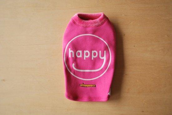O.L. HAPPY ボンバーヒート ピンク/ホワイト