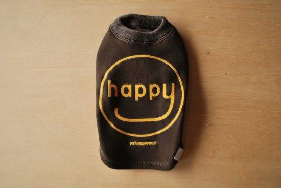 O.L. HAPPY ボンバーヒート ブラウン
