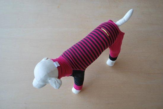 MIP BORDER 4leg ピンク