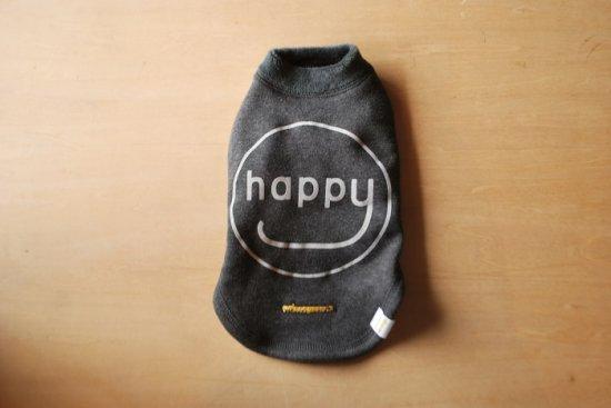 O.L. HAPPY ボンバーヒート グレー