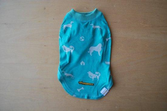 ORIGINAL DOG Tシャツ ブルー / アウトラスト