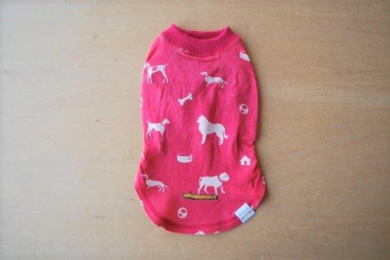 ORIGINAL DOG Tシャツ ピンク / アウトラスト