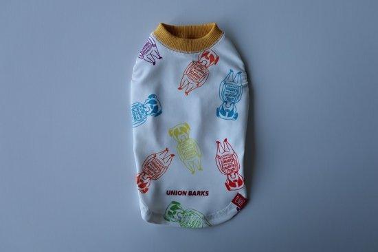 マルチプルボーダー Tシャツ