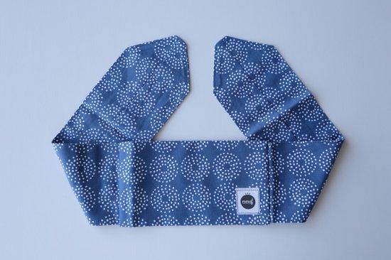 THE COOL bandanna #musee ミュゼ(ブルー)