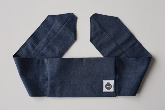 THE COOL bandanna #nimes ニーム(デニムブルー)