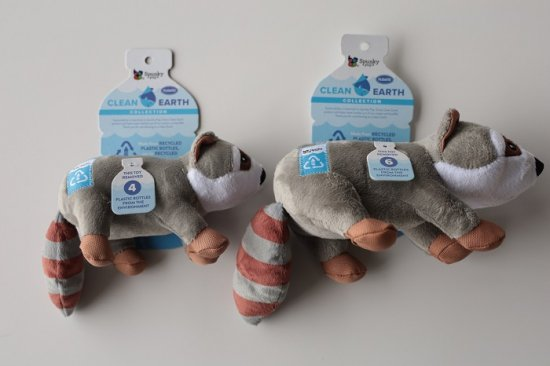 CLEAN EARTH PLUSH TOY ラクーン
