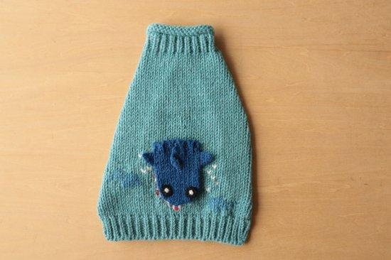 SHARK ドッグセーター
