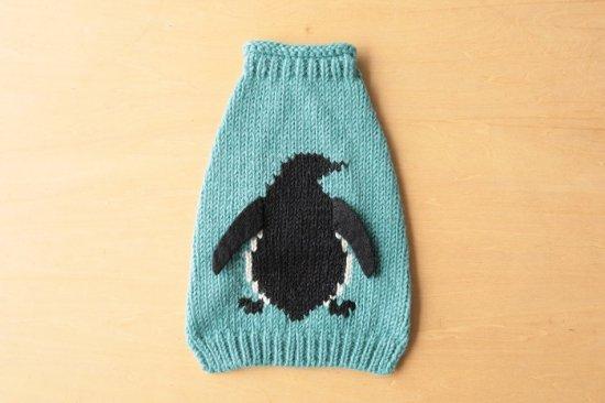 PENGUIN ドッグセーター サックス