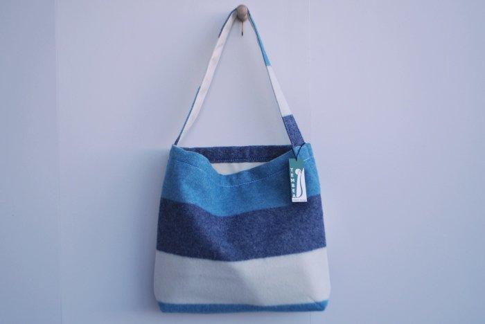 TEMBEA WINTER BAG BLUE/NAVY