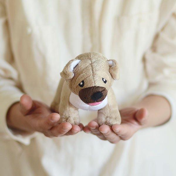 犬のおもちゃ パグ