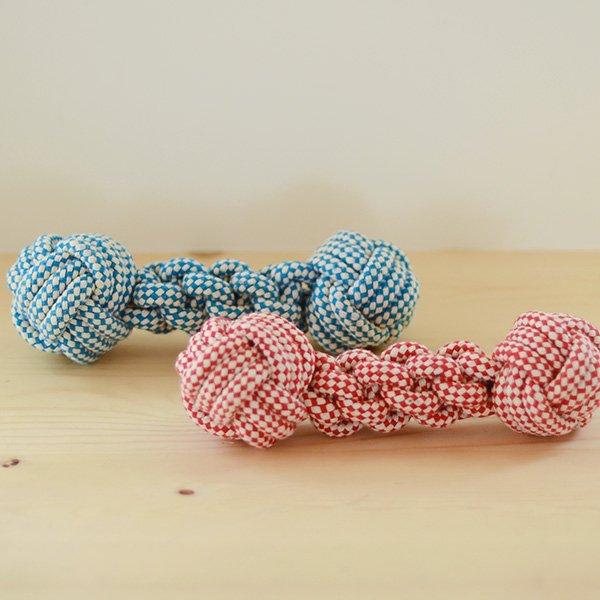 犬のおもちゃ スキッパーロープトイ - Harry Barker -
