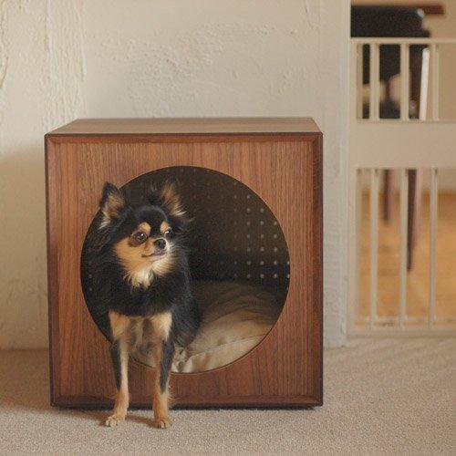 犬小屋(ウォールナット)