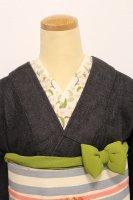 桜の競演刺繍半襟デイリー用