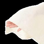 【メール便対応】【お一人様三点まで】テラヘルツ528Hz【満月の布】折り畳んで使う布ナプキン ハンカチタイプ Mサイズ(約49cm×32cm)