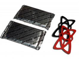 スマホ用過熱防止保冷剤 PCM-PAC C32 150g 2個セット 限定おまけラバーバンド2枚付