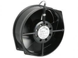 金属羽軸流ファン US7556X-TP