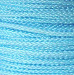 極粗目1mm幅(821線) 水藍色501番