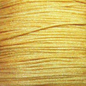 粗目1mm幅(A珠線) 黄肌色22A番A
