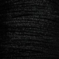 極細粗目0.5mm幅(AA珠線) 黒色900番AA