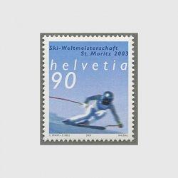 スイス 2002年アルペンスキー世界選手権大会