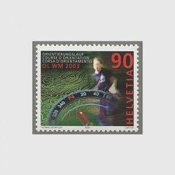 スイス 2003年オリエンテーリング世界選手権