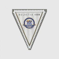 スイス 2004年国際サッカー連盟100年