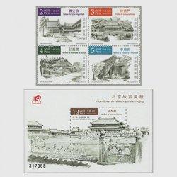 中国マカオ 2016年北京故宮の風景