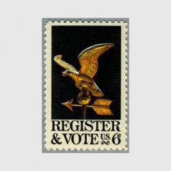 アメリカ 1968年投票促進運動