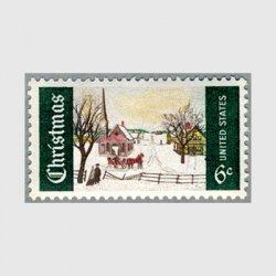 アメリカ 1969年クリスマス
