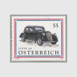 オーストリア 2006年Steyr220