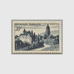 フランス 1951年アルボア城